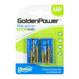 GOLDENPOWER 4X BATERIJA GREENERGY (AAA) - alkalna