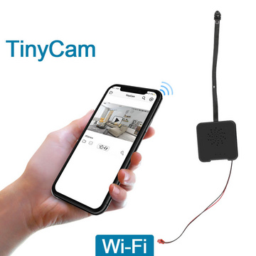 HD 720P Tiny Cam Module DIY for discreet surveillance