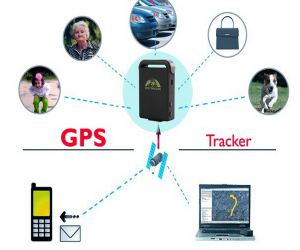 GPS device to track people, vehicles, animals SPY102-2