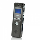 Sensitive voice recorder with voice activation