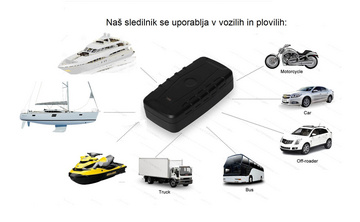 gps tracker with magnet and 120 days of standby time