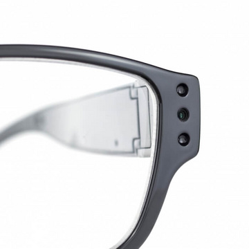 Spectacles with Lawmate PV-EG10CL HD Camera
