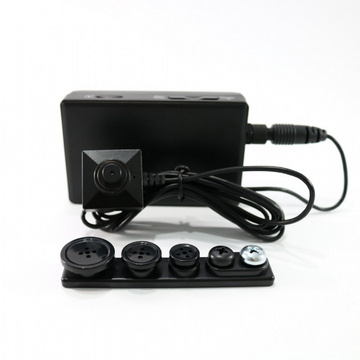 Lawmate PV-500Neo Wi-Fi DVR with BU-18Neo Button Camera