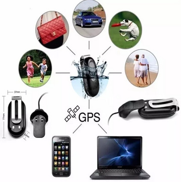 Personal waterproof GPS Locator + app free lifetime