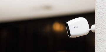 Additional Arlo Pro 2 Wi-Fi camera completly wireless on batteries up to 1 week