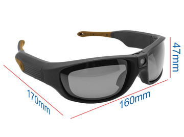 Sport camera glasses Waterproof Outdoor Sports