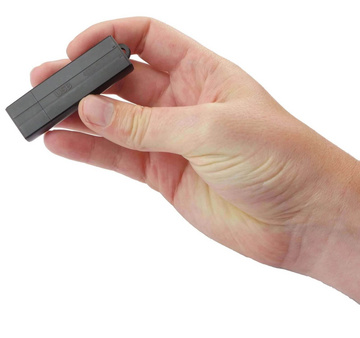 Dictaphone in a functional usb key with 25 days standby time